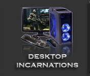 Custom gaming PC list
