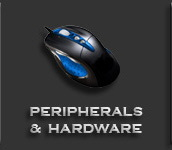 Peripherals for gaming computers