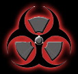 Nuclear biohazard Red